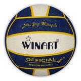 Voordeelbundel (10+prijs) Winart waterpolobal maat 4 navy white navy_