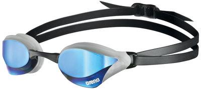 Arena Cobra Core Swipe Mirror blue-silver